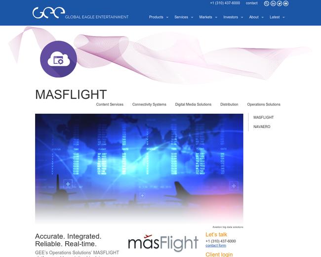 masFlight
