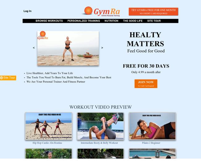 GymRa Fitness