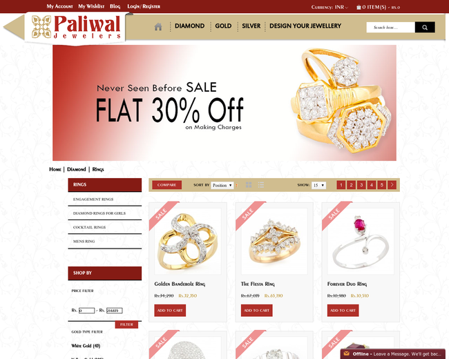 Search results for category save online on iterate studio paliwal jewelers fandeluxe Gallery