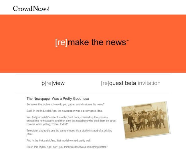 CrowdNews