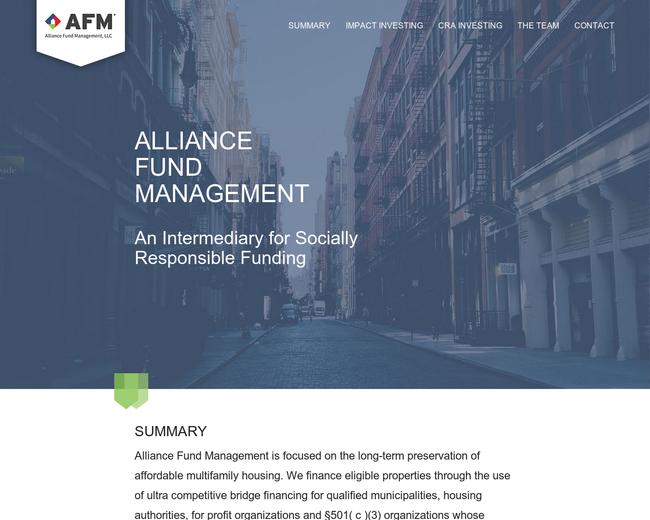 Alliance Fund Management