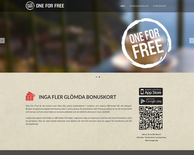 OneForFree