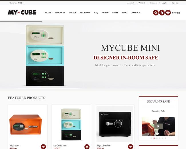 MyCube Safe