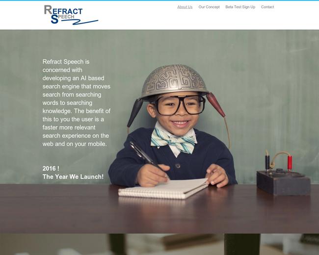 Refract Speech