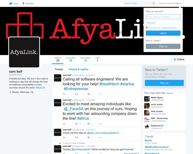 Afya Link