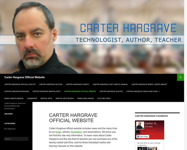 Carter Hargrave