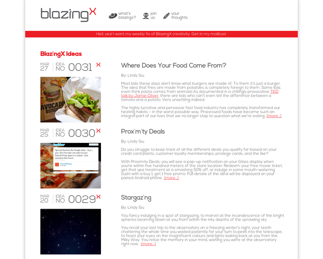 BlazingX