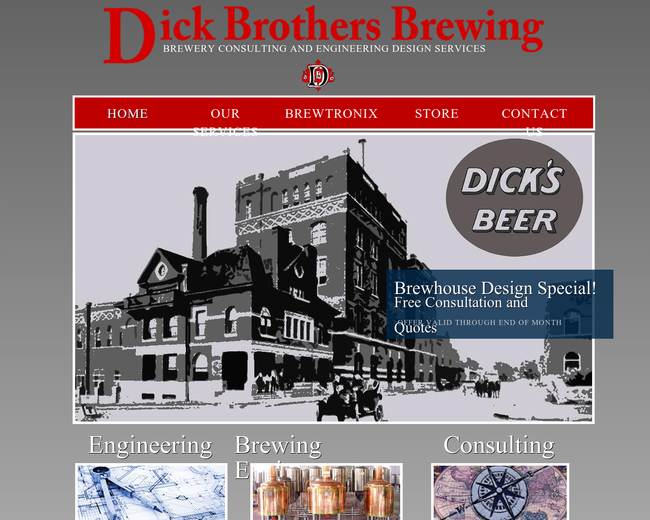 Dick Brothers Brewing
