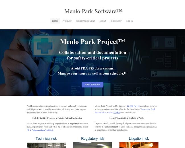 Menlo Park Software