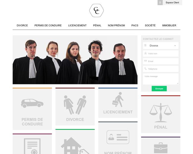 Cabinet d'avocats Gueguen-Carroll