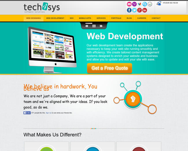 Tech4sys Software Solutions