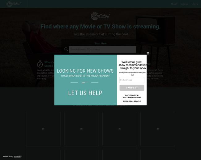 Cathōd TV