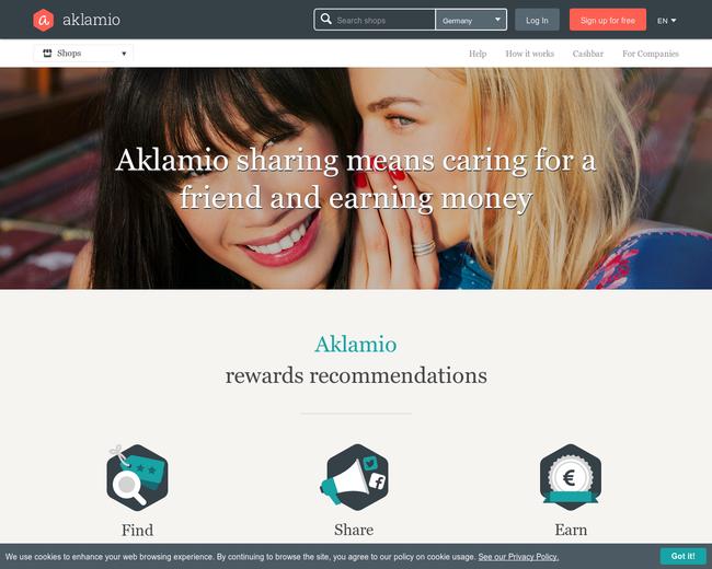 aklamio.com