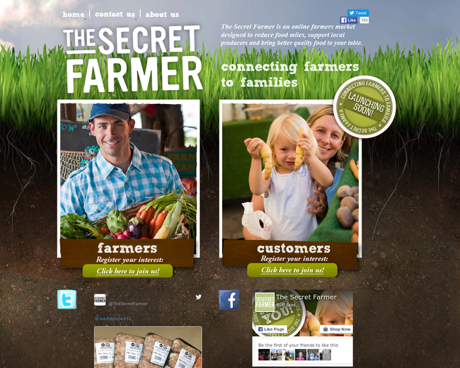 The Secret Farmer