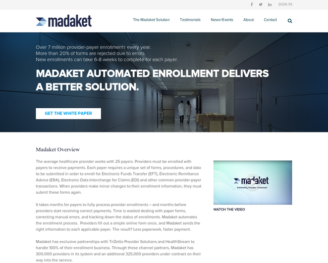 Madaket Health
