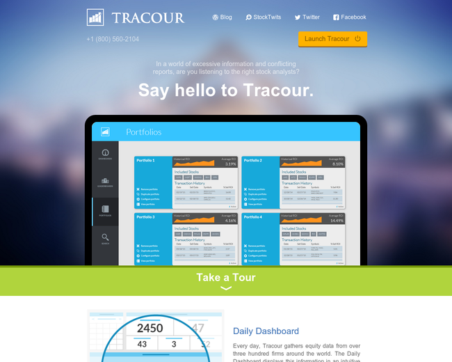 Tracour
