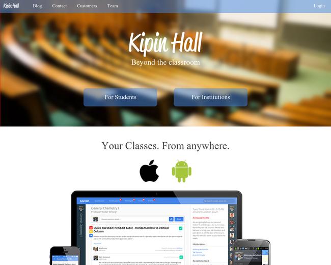 Kipinhall