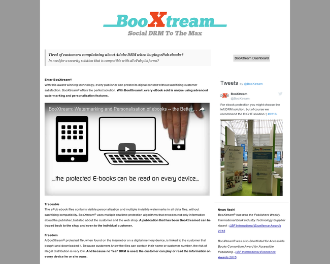 BooXtream