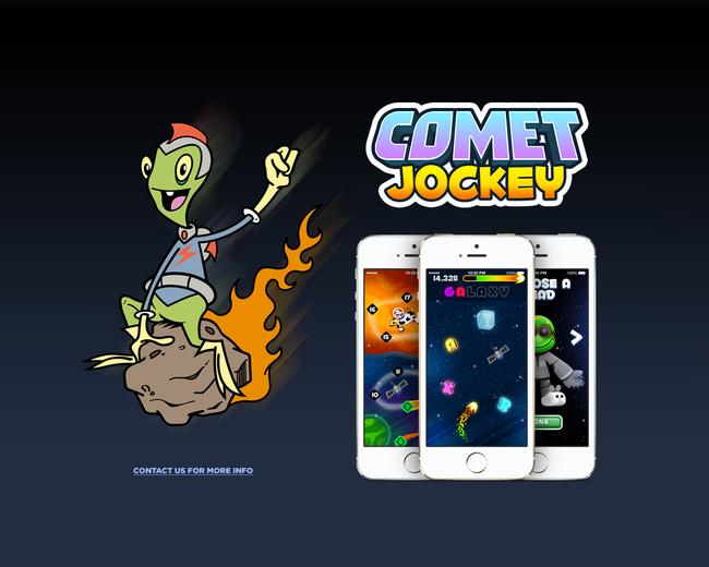 Comet Jockey