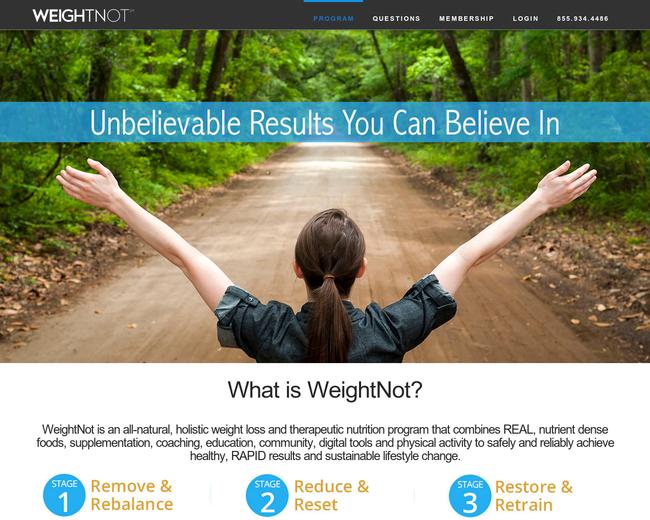 WeightNot