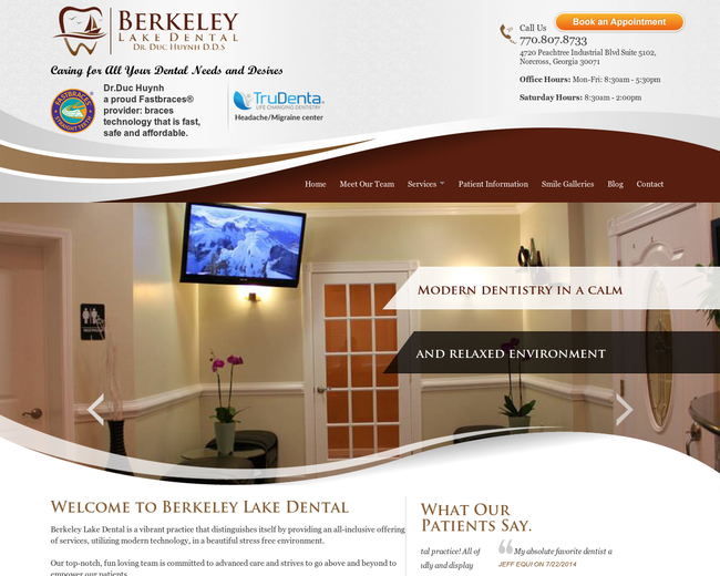 Berkeley Lake Dental