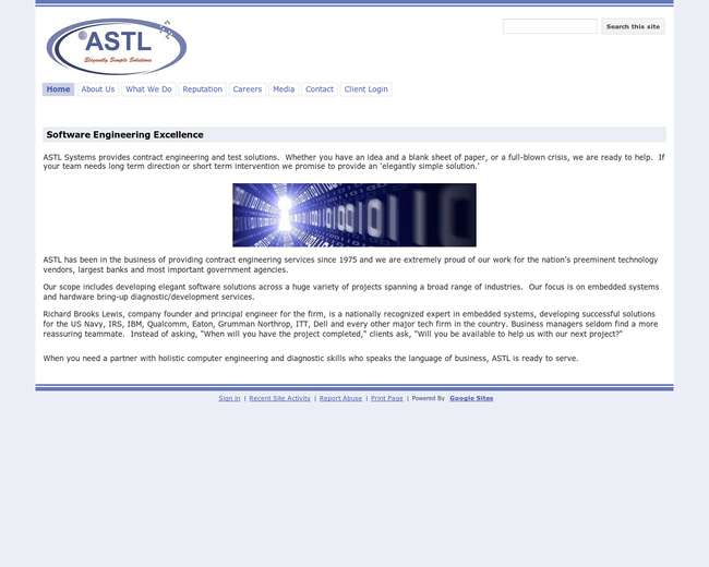 ASTL Systems