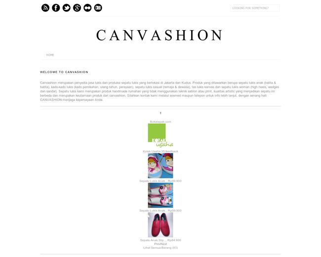 Canvashion