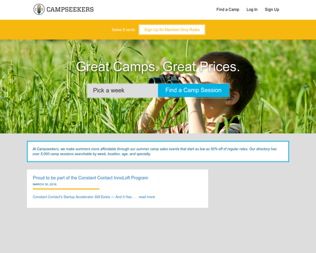 Campseekers