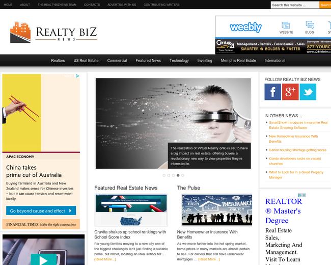 Realty Biz News