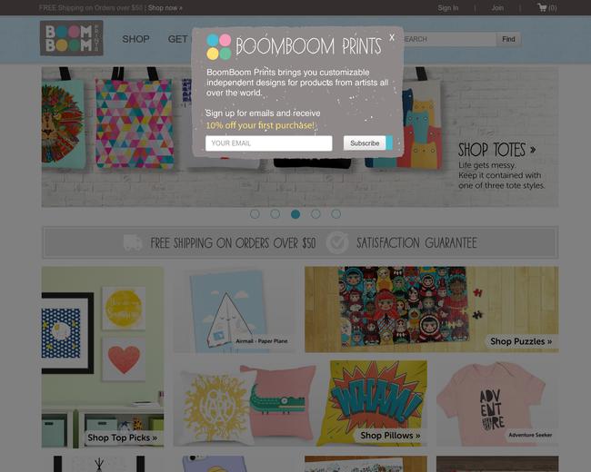 BoomBoom Prints