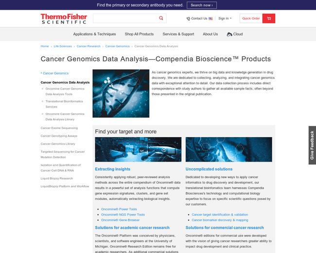 Compendia Bioscience