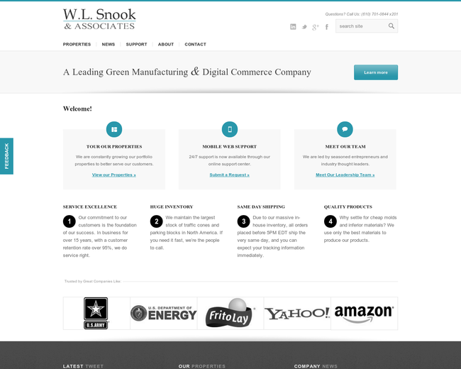 W.L. Snook & Associates