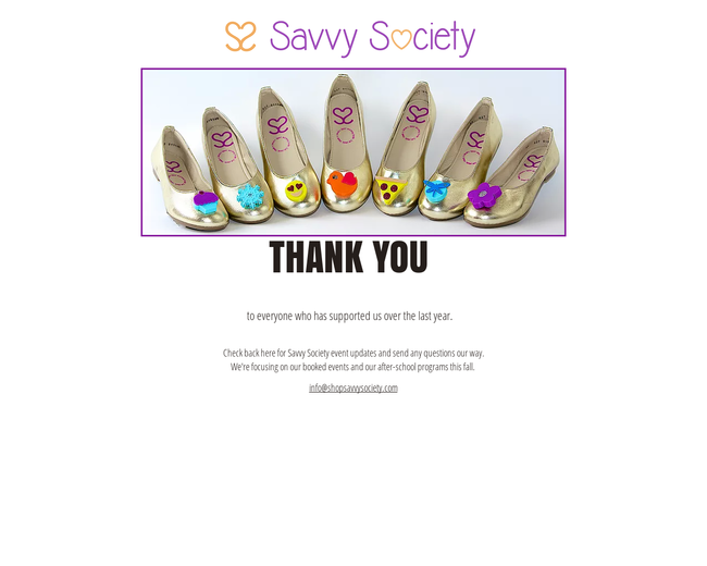 Savvy Society