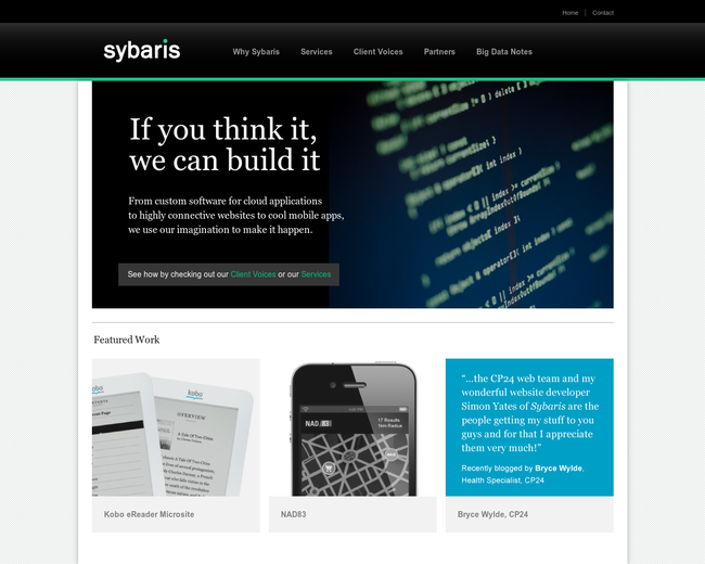 Sybaris Analytics