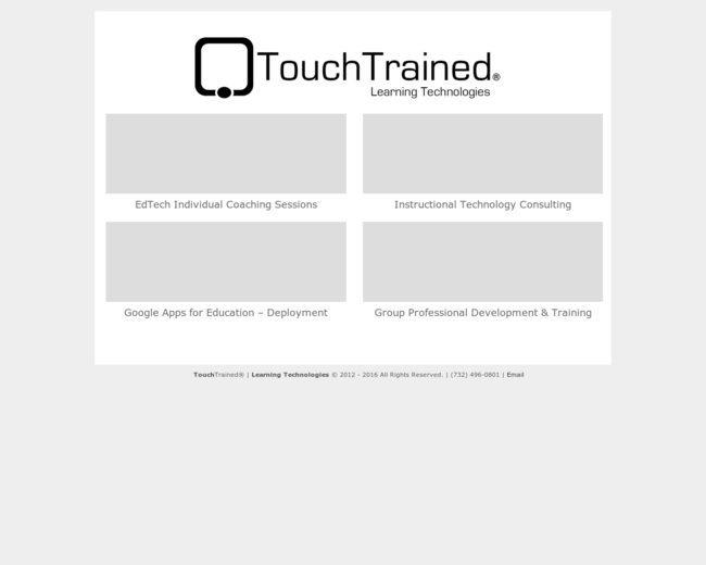 TouchTrained®