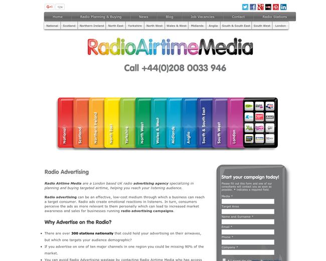 Radio Airtime Media