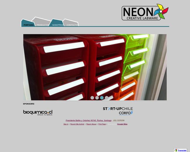 NEON - Creative Labware