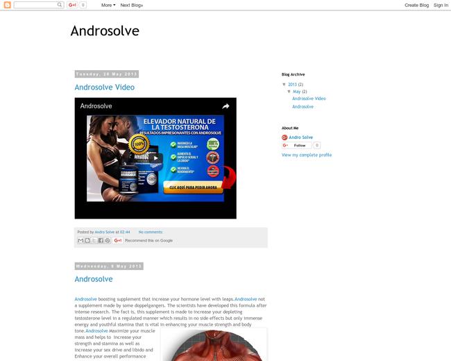 Androsolve