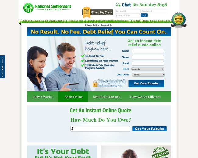 national settlement services