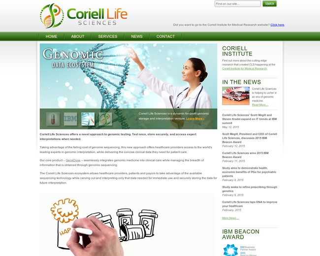 Coriell Life Sciences