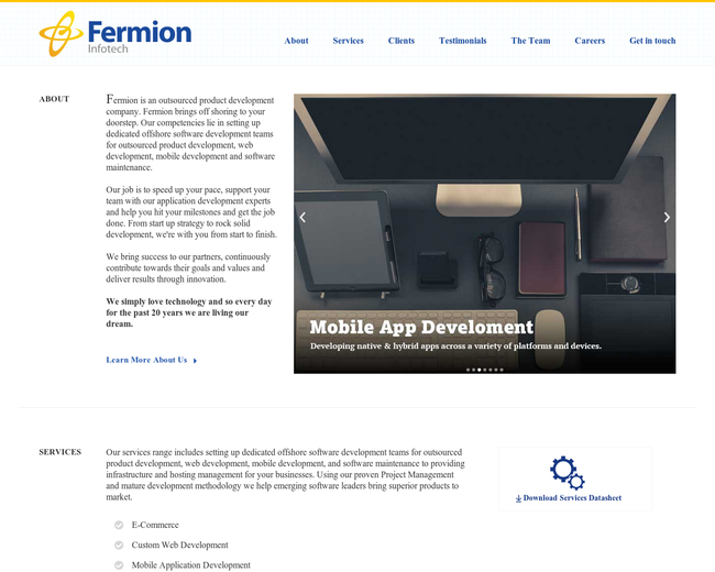 Fermion Infotech