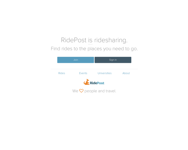 RidePost