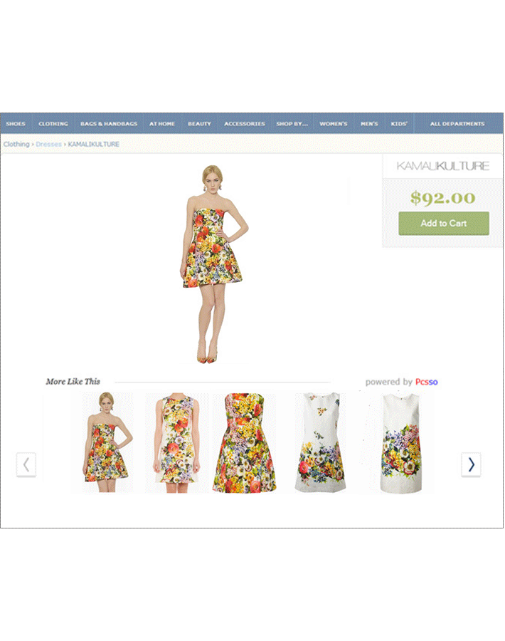 Lift your add-to-cart conversion rate using visual search
