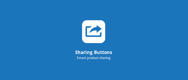 Smart Social Sharing Buttons: Built to drive commerce