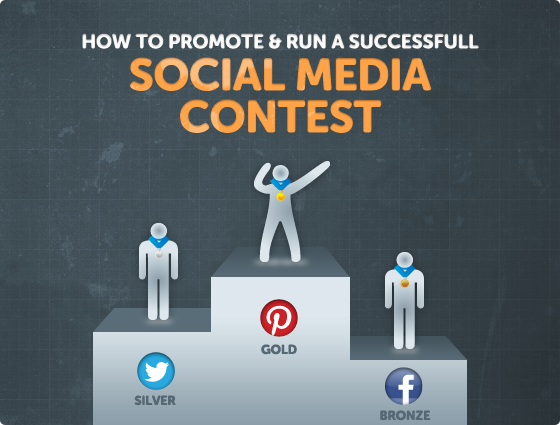 Social Contests & Giveaways: Incentivize customers to share out your products and grow your  e-mail list.
