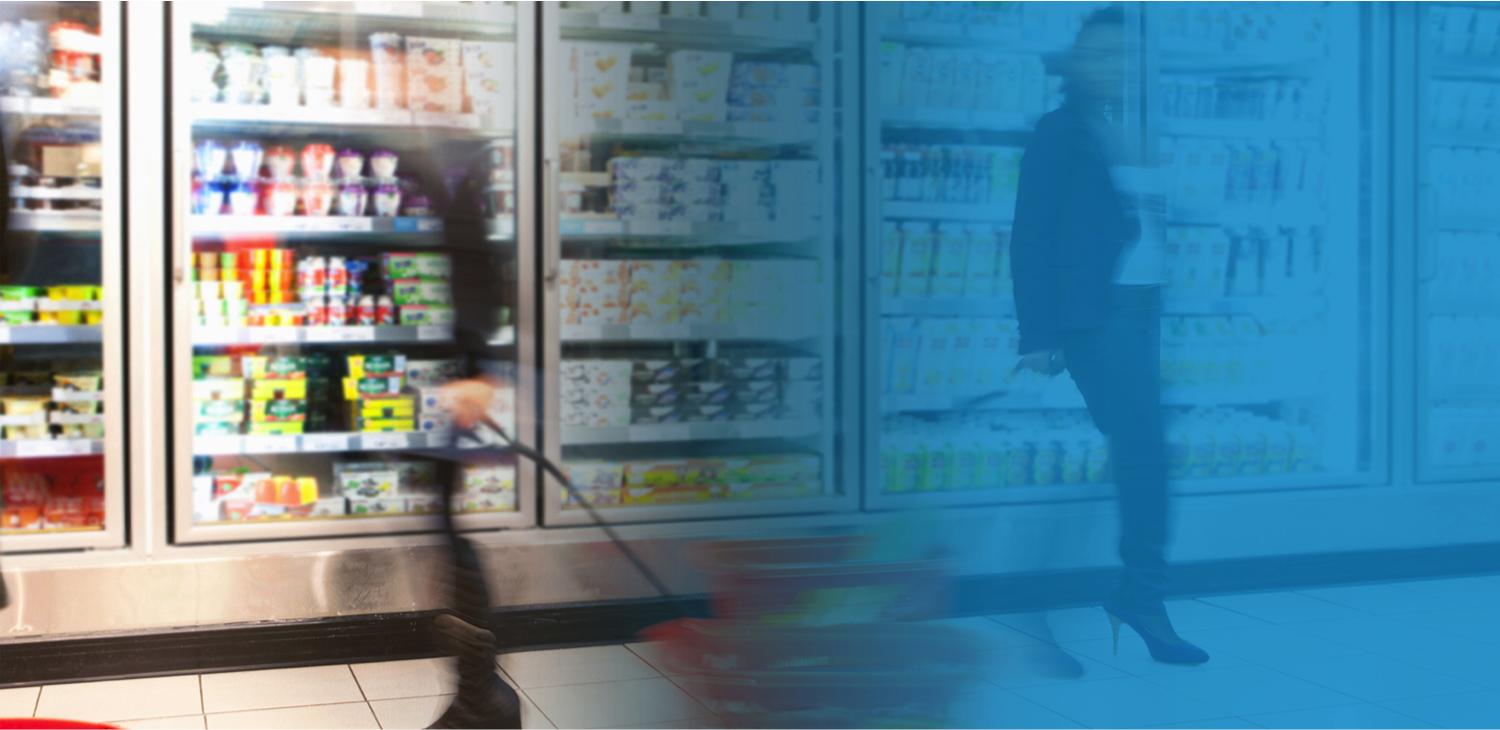 Next generation in-store and online consumer grocery experience through personalized and predictive shopping.