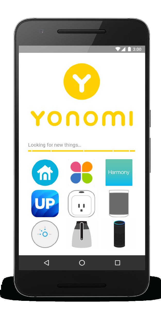 Yonomi App