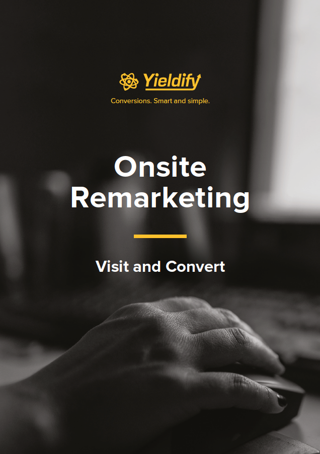 Visit and Convert onsite remarketing