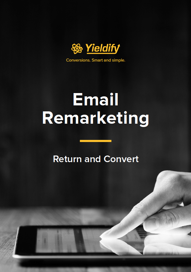 Return and Convert email remarketin