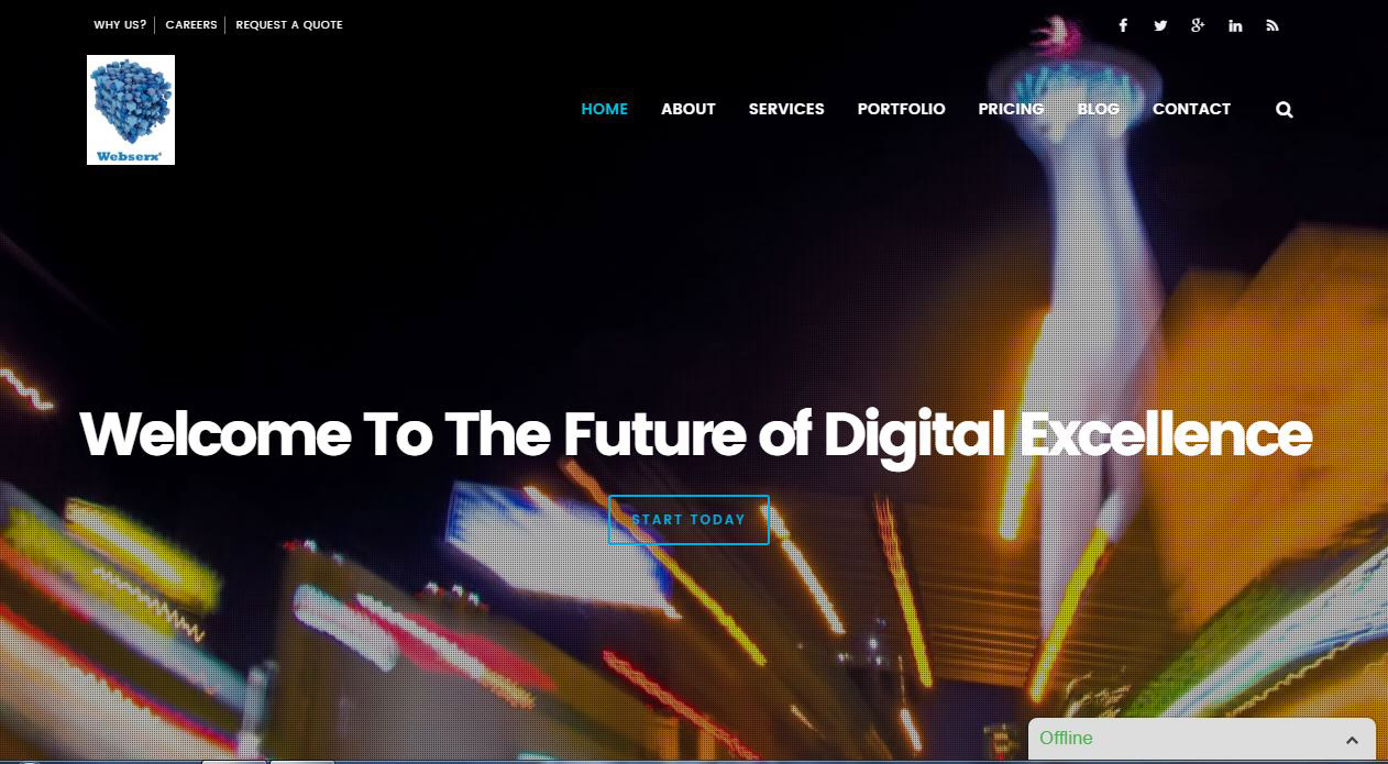 Welcome to the Future of Digital Excellence in Web Design and Digital Marketing